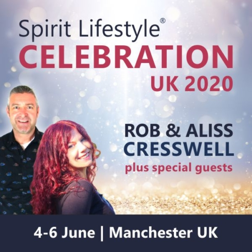 Celebration UK 2020 with Aliss Cresswell